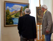 В Ужгороді відкрилася виставка робіт творчого об