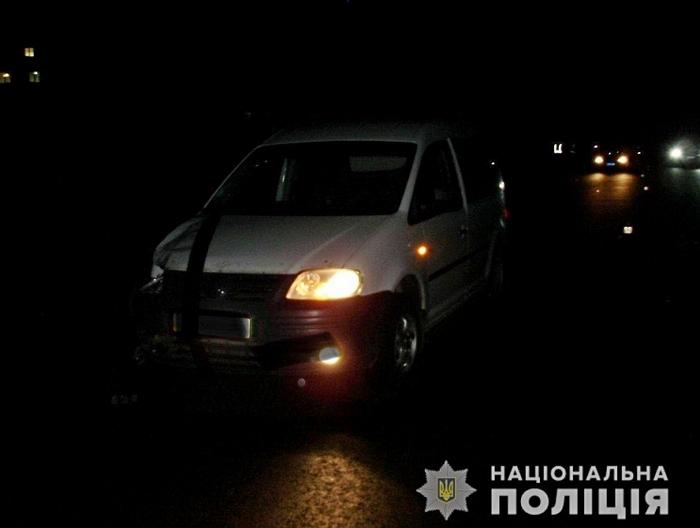 У п'ятницю, 6 березня, о 20:15 год. поліцейські Мукачева отримали повідомлення про дорожньо-транспортну пригоду на вулиці Пряшівській.