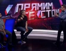 Політолога вигнали з ефіру за відмову говорити українською мовою / ВІДЕО