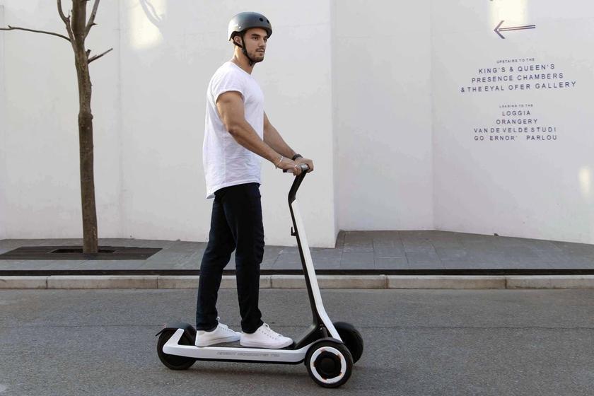 Segway припинає випуск своїх електроциклів
