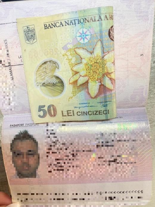 50 румунських лей хабаря запропонував учора прикордонному наряду в пункті пропуску