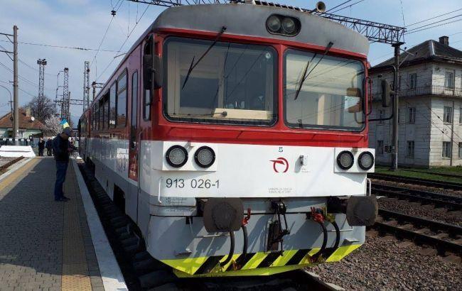 У розкладі руху поїздів Словацької залізниці з 9 червня вже є потяг другого класу Мукачево-Кошіце.