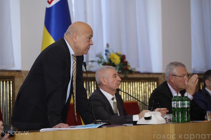 Депутати облради підтримали перенесення сесії нанаступний вівторок