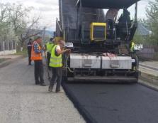 На Іршавщині розпочали ремонт дороги обласного значення