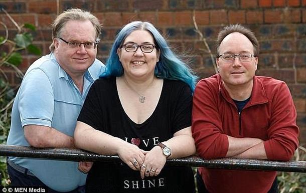 Британка розповіла про життя з чотирма чоловіками