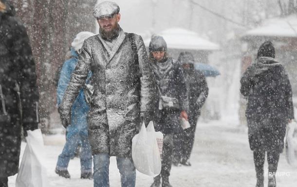 У Данії температура опустилася до мінус 15, у Франції - до мінус 14, у Нідерландах - до мінус 20, а в Британії майже до мінус 23.