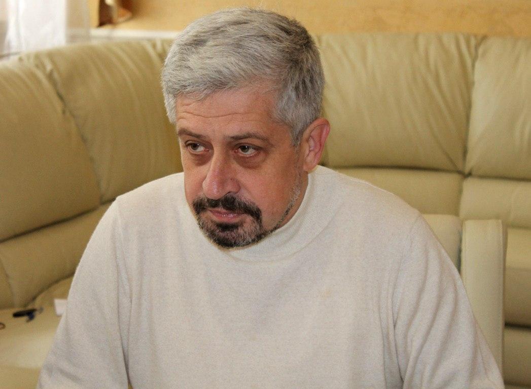 На коллегии в Киеве уволили исполняющего обязанности начальника Виктора Ивануса.