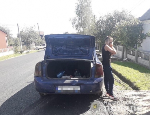 Об этом сообщили в отделе коммуникации полиции Закарпатской области.