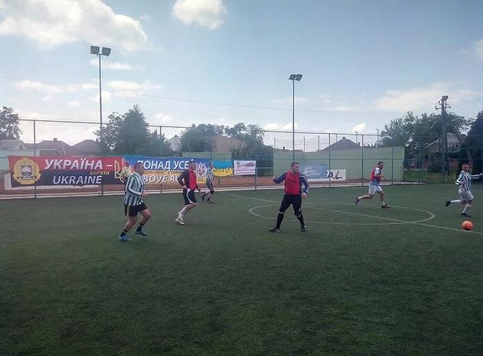Сьогодні в Ужгороді проходить другий турнір із традиційної серії щорічних змагань читачів Footboom – Ungvar Cup 2019.
