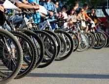 Юні горяни стали учасниками велопробігу на Синевирському перевалі