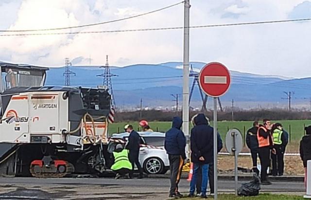Аварія сталася в селі Холмок.